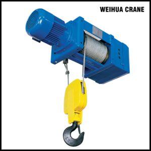 Foot-Mounted Electric Hoist for Workshop Crane