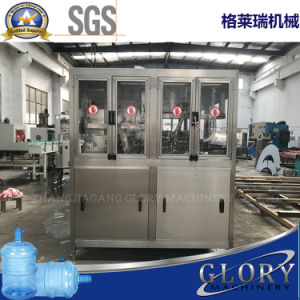 300bph 5gallon Barreled Water Filling Production Line pictures & photos