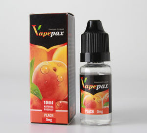 Vapepax Gift Box USA E-Liquid Without Nicotine for Shisha Hookahs 0/3/6mg, 10/20/30ml pictures & photos