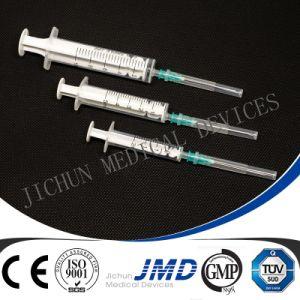 2 Parts Sterile Plastic Disposable Syringe pictures & photos
