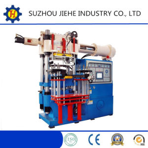 Horizontal Rubber/Silicone Injection Molding Machine Made in China pictures & photos