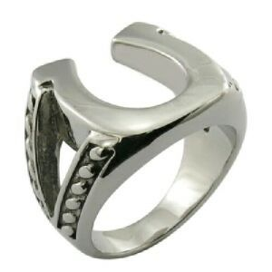 Hot Sale Jewelry U Shape Ring Metal Ring pictures & photos