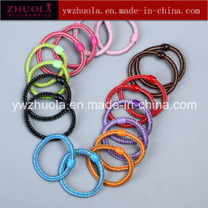 Kids Elastic Hair Accessories Factory pictures & photos