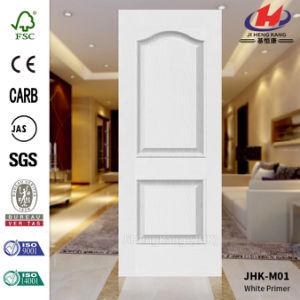 White HDF Interior Moulded Flush Primer Door Skin pictures & photos