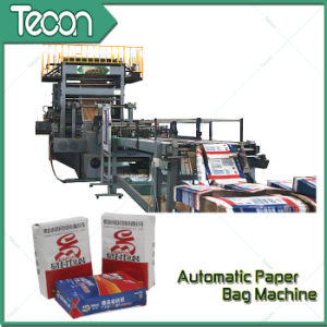 Valve Paper Bags Making Machine with Adavanced Improvement pictures & photos
