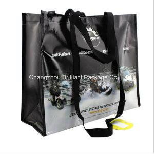 Promotion Grocery PP Non Woven Shopping Carrier Bag pictures & photos