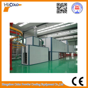 Industrial Powder Painting Ovens Tunnel pictures & photos