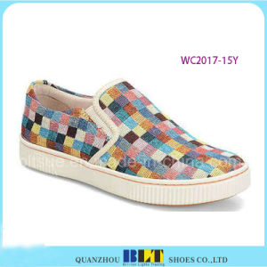 High Diamonds Canvas Casual Shoes pictures & photos