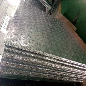 3003h24 Alloy Aluminium Honeycomb Sandwich Floor Panels pictures & photos