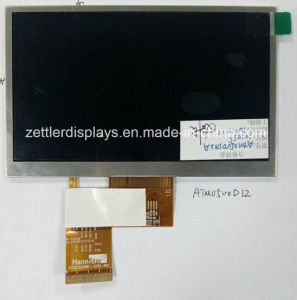 "5"" TFT LCD Module, Resolution 480X272, RGB, ATM0500d12 pictures & photos"