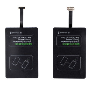Qi 2016 Ti Bq51020 Input Current 1.0 Ma Wireless Charger Receiver for Smart Phone pictures & photos