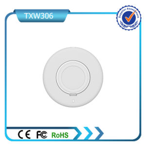 New Arrival Wireless Charging Pad Qi Wireless Charger with USB Port & USB Cable Wireless Receiver for Ios and Android pictures & photos