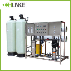 Chunke Water Purification System Water Treatment Equipment 2000L/H pictures & photos