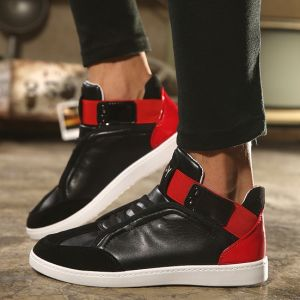 High Top Casual Shoes Top Quality Newfashion for Men (AKCS37) pictures & photos