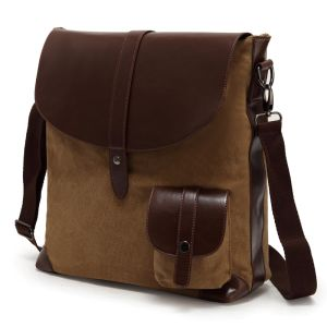 Simplest Design Blue Messenger Shoulder Bags Men′s (RS-H5107) pictures & photos
