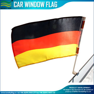 Wholesale Pricing Custom Polyester Car Flag (J-NF08F06017) pictures & photos