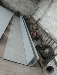 Bending Formed Steel Sheet (support frame) pictures & photos