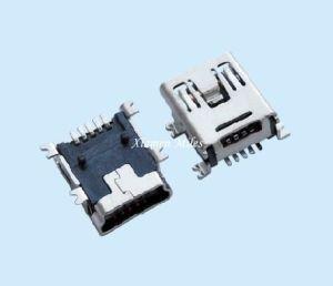 Mini USB 5p Connector SMT