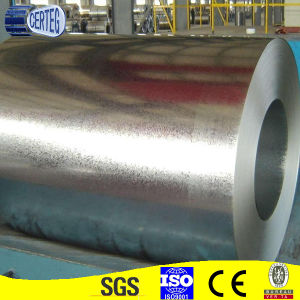 SGCC Gi Steel Sheet in Coil pictures & photos