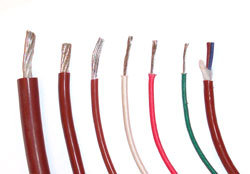 Special Heating Temperature Silicone Cables pictures & photos