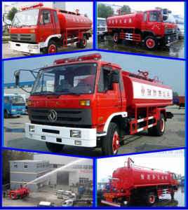 China Water Mist Fire Fighting Truck pictures & photos