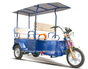 Nice Design Popular Passager Electric Tricycle pictures & photos