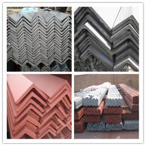 Hot Rolled or Cold Formed Steel Angle Bar (ZL-AB) pictures & photos
