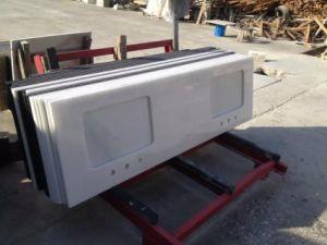 Wholesale White Quartz Countertop pictures & photos