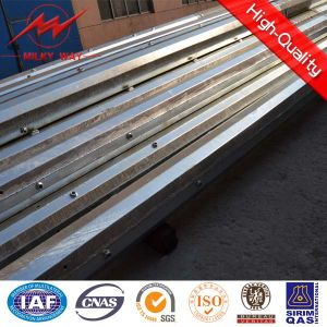 Low Voltage Distribution Electric Steel Pole Equipment pictures & photos
