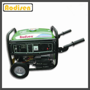 5.0kw Electric Power Good Price Generator Ohv 6500 pictures & photos