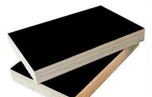 Hexagon Anti-Slip Poplar-Birch Combi Plywood for Construction pictures & photos