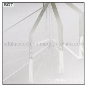 3mm 15mm 19mm Low Iron Float Glass with CE pictures & photos