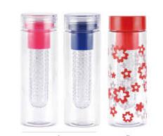 28oz Fruit Infuser Water Bottle - BPA Free