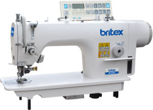 Br-5200d High Speed Side Cutter Lockstitch Sewing Machine pictures & photos