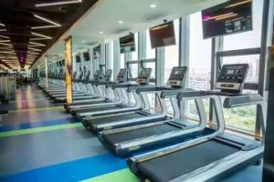 Commercial Treadmill with 3HP Motor/Hot Sale Running Machine/China Tz Fitness pictures & photos