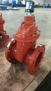 Awwa C509 Resilient Seated Gate Valve pictures & photos