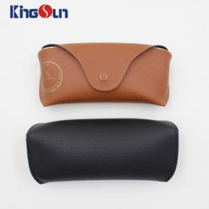 Rb Classical Leather Sunglasses Case Spectacle Case Kh1003 pictures & photos