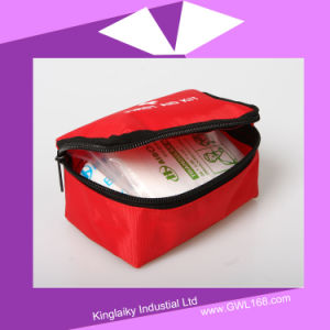 Promotional Medical Emergency First Aid Kit Medicine Bag (BH-024) pictures & photos