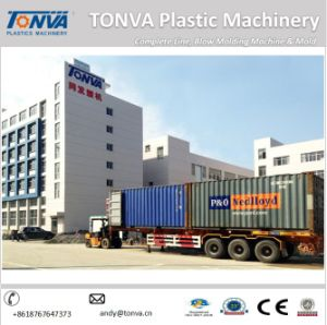Tonva PE Extrusion Blow Moulding Blow Molding Type Blow Molding Machine pictures & photos