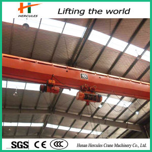 Lifting Machinery Single Girder Electric Hoist Crane Indoor Used pictures & photos