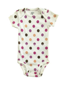 Allover Picture Print Baby Romper pictures & photos