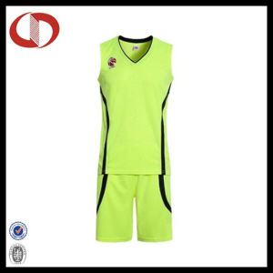 OEM Service Fashion Breathable Unisex Custom Basketball Uniforms pictures & photos