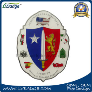 Custom Metal Coin with 3D Effect for Souvenirs Gift pictures & photos