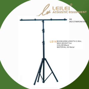 Profession Stage Height Adjustable Light Stand (LS14) pictures & photos