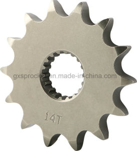 Motorcycle Chain Wheel Suzuki Gn125/En125 pictures & photos