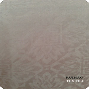Polyester Jacquard Lining Fabric for Apparel Lining Home Textile
