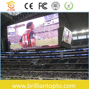 Outdoor Full Color LED Module with High Quality (P16) pictures & photos