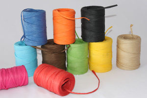 Customized Colorful Paper Raffia in Roll (CCB-3010) pictures & photos