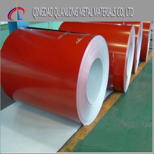 Color Coated PPGI Steel Coil with Flower Print pictures & photos