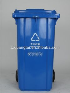 Extra Strength Plastic Litter Bin 240L pictures & photos